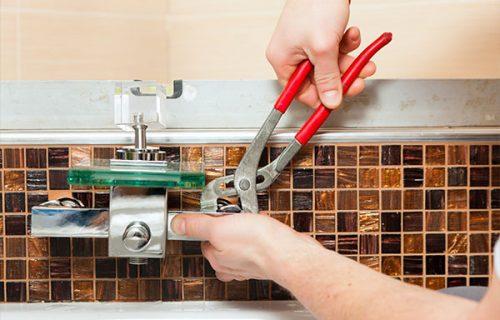 Sanitäre Installation für Badezimmer, Toilette und die Trinkwasserversorgung aus Meisterhand.